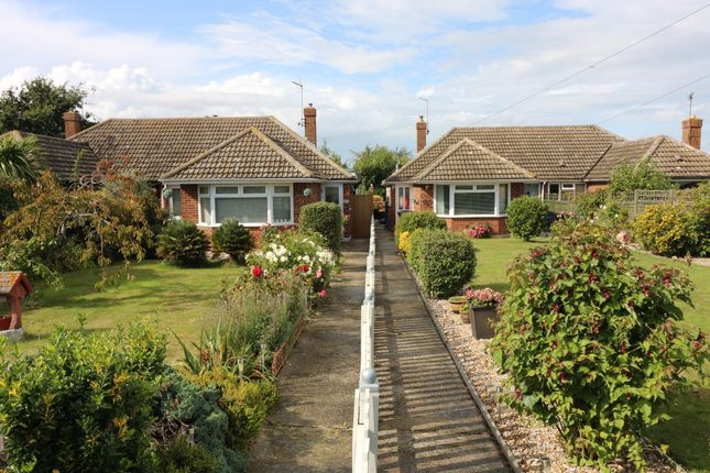 2 bed detached bungalow to rent in The Street, Woodnesborough, Sandwich CT13