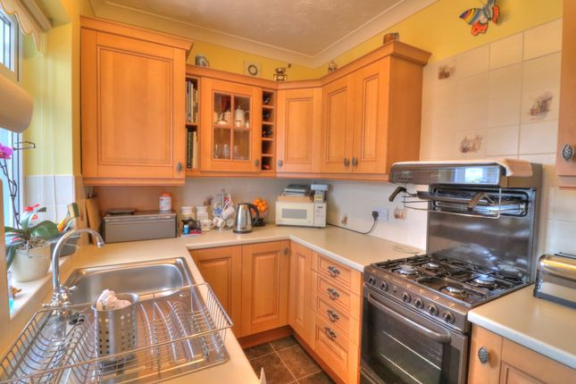 Kitchen of Firtree Crescent, Forest Hall, Newcastle Upon Tyne NE12