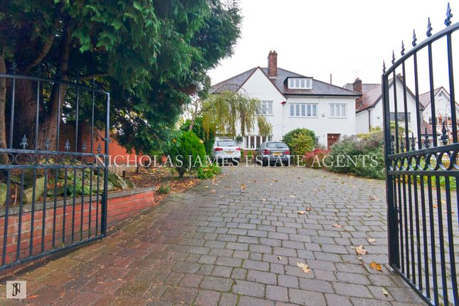 Thumbnail Semi-detached house to rent in High Street, Southgate