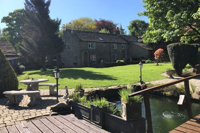 Thumbnail Barn conversion for sale in Horseshoe Farm, Chunal, Glossop