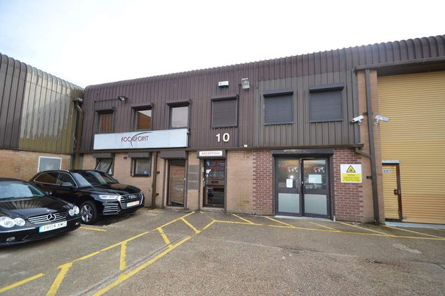 Thumbnail Office for sale in Unit 10 Avon Trading Park, Christchurch