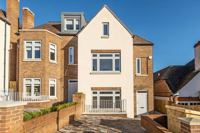 Thumbnail Semi-detached house for sale in Ridgway Place, Wimbledon Village