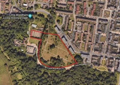 Thumbnail Commercial property for sale in Land At Grange Farm, Little Woodham Lane, Rowner, Gosport, Hampshire