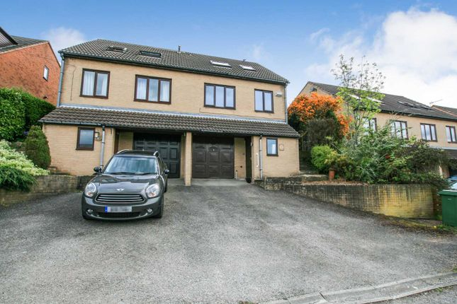 Thumbnail Semi-detached house for sale in Holmley Lane, Dronfield, Derbyshire