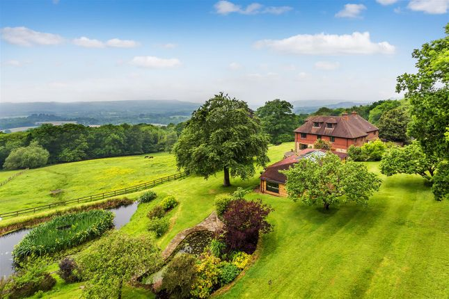 Thumbnail Detached house for sale in Blackdown, Haslemere
