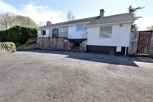 4 bed detached bungalow for sale in Frys Well, Chilcompton, Radstock BA3