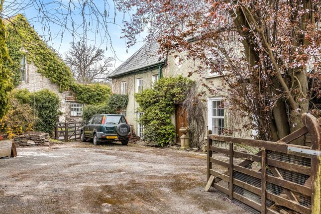Thumbnail Link-detached house for sale in Talgarth, Powys