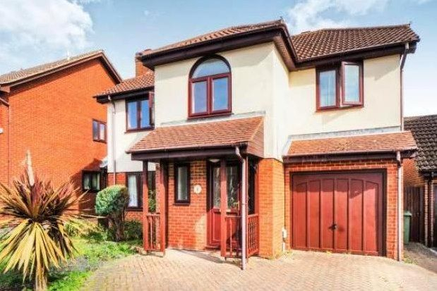 Thumbnail Detached house to rent in Pershore Close, Southampton
