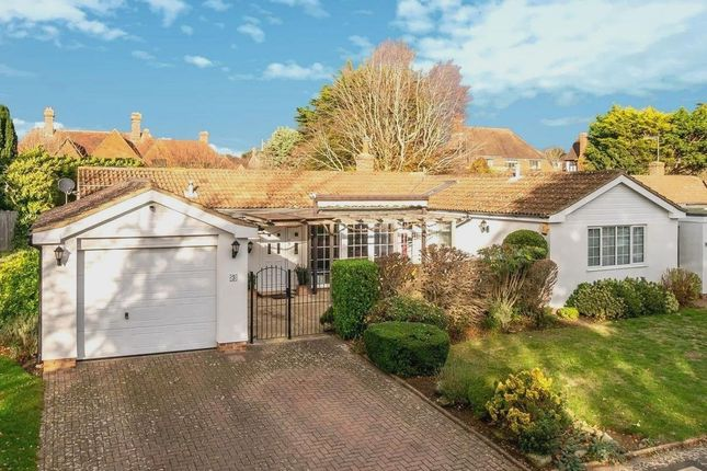 Thumbnail Detached bungalow for sale in Chyngton Place, Seaford