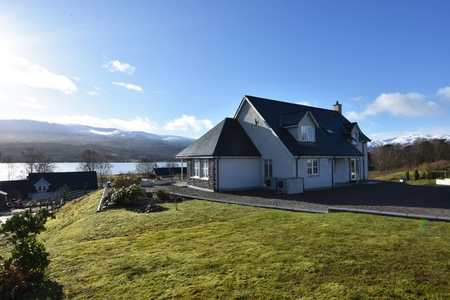 Thumbnail Detached house for sale in Kinlocheil, By Fort William