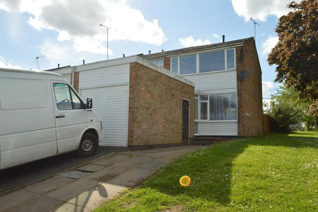 Thumbnail Terraced house to rent in Bredon Avenue, Binley, Coventry