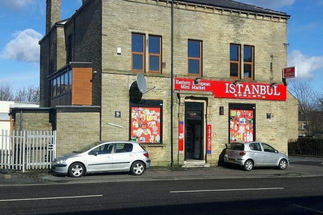 Retail premises to let in Parkside Road, Bradford