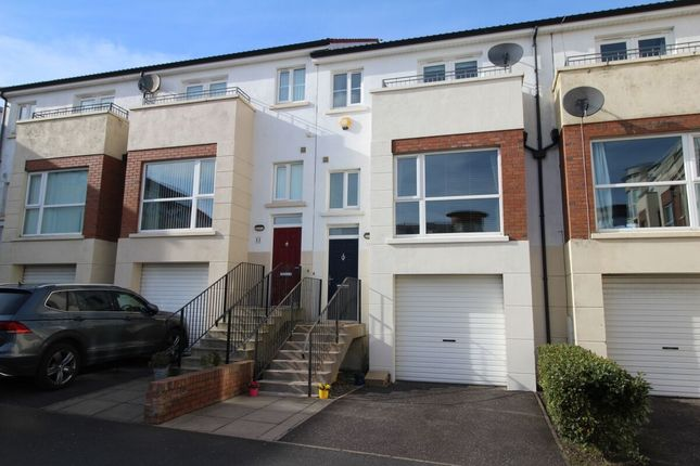 Thumbnail Terraced house for sale in Upritchard Gardens, Bangor