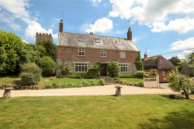 Thumbnail Detached house for sale in Church Street, Chiseldon, Swindon, Wiltshire