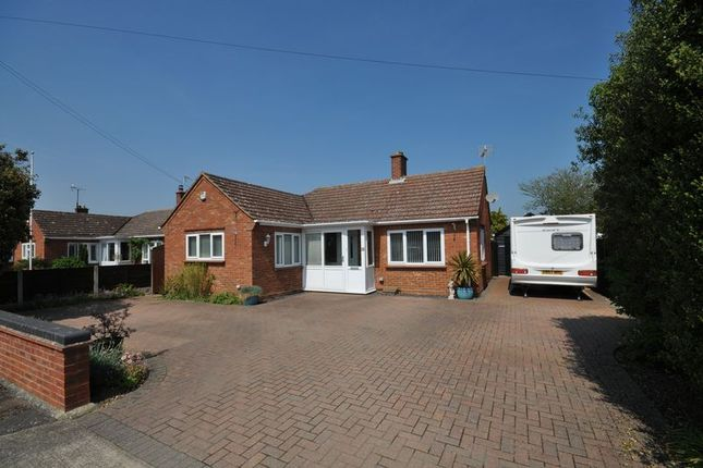 Thumbnail Bungalow for sale in Lawns Close, West Mersea, Colchester