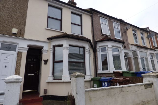 Thumbnail 2 bed semi-detached house to rent in Cromwell Road, Grays
