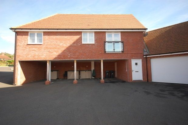 Thumbnail Flat to rent in Mead Lane, Buxted, Uckfield