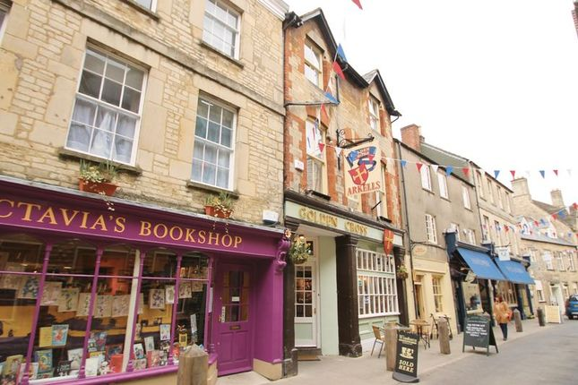 Thumbnail Flat to rent in Black Jack Street, Cirencester, Gloucestershire