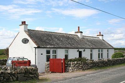 Thumbnail Cottage for sale in Balsier Cottage, Sorbie