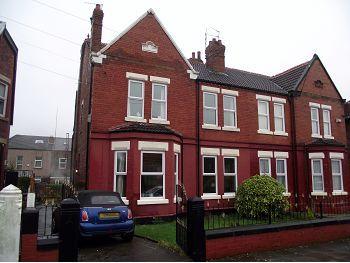 Thumbnail Semi-detached house for sale in Greenbank Road, Devonshire Park, Prenton