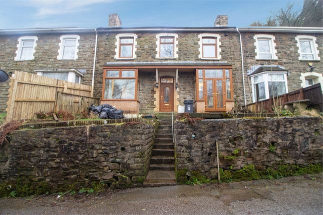 4 bed terraced house for sale in Clytha Crescent, Abertillery, Blaenau Gwent NP13