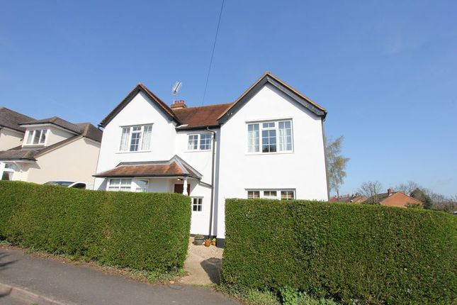 Thumbnail Detached house to rent in Laurel Road, Chalfont St. Peter, Gerrards Cross