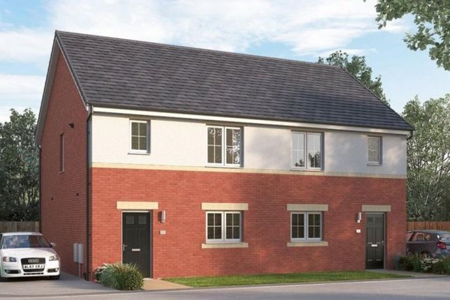 Thumbnail Semi-detached house for sale in Browney Lane, Browney, Durham