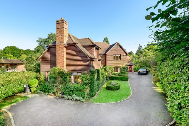 Thumbnail Detached house for sale in West End Lane, Stoke Poges