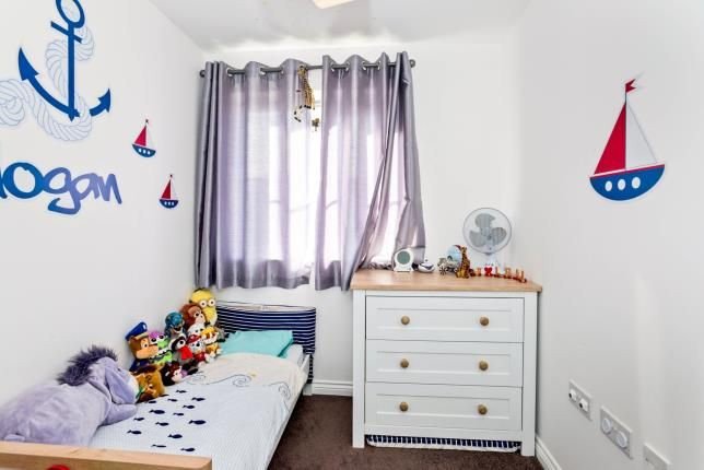 Bedroom 3 of Hambrook, Chichester, West Sussex PO18