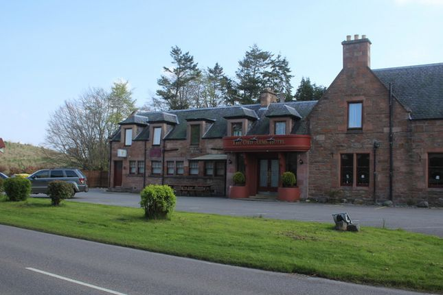 Thumbnail Hotel/guest house for sale in The Ord Arms Hotel, Muir Of Ord, Ross-Shire