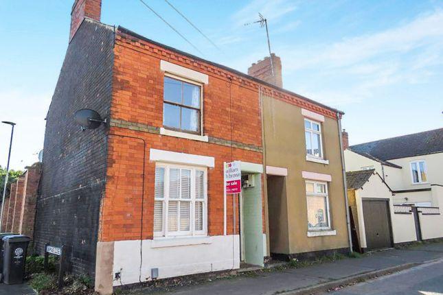 Thumbnail Semi-detached house for sale in Allen Road, Rushden