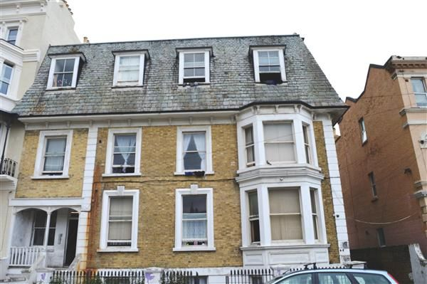 Thumbnail End terrace house for sale in Dalby Square, Cliftonville, Margate