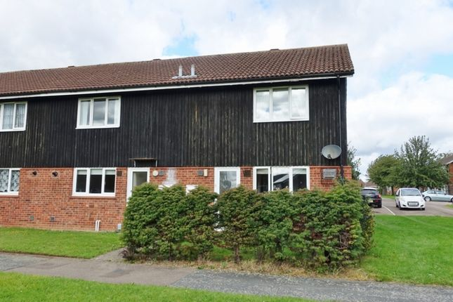 Thumbnail End terrace house to rent in Persimmon Walk, Newmarket