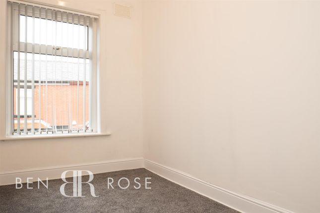 Bedroom Three of Geoffrey Street, Chorley PR6