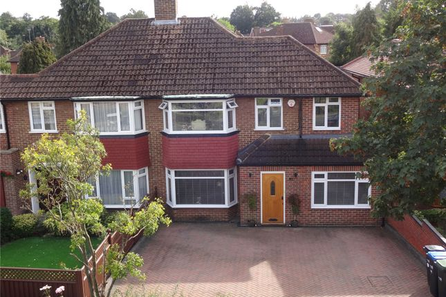 Thumbnail Semi-detached house for sale in Lowther Drive, Oakwood