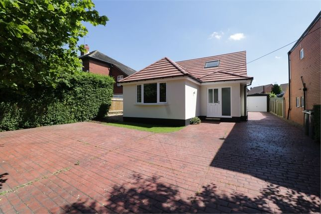 Thumbnail Detached bungalow for sale in Herringthorpe Valley Road, Rotherham, South Yorkshire