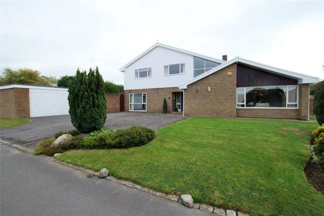 Thumbnail Detached house for sale in Okebourne Park, Liden, Swindon, Wiltshire