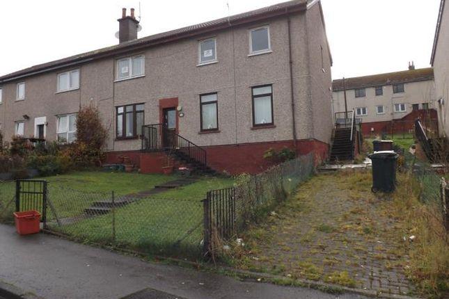Thumbnail Flat to rent in Holmburn Road, Cumnock