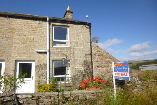 Thumbnail Semi-detached house for sale in Newhouses, Nenthall, Alston