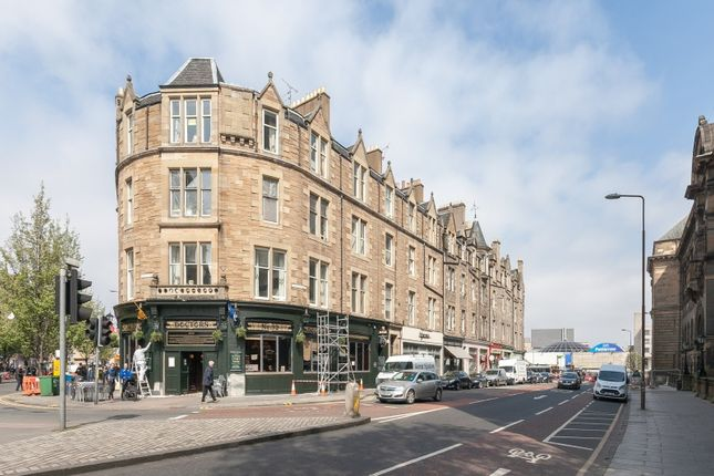 Thumbnail Flat for sale in Teviot Place, Edinburgh