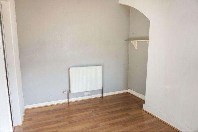 Bedroom Two of Rawlinson Street, Barrow-In-Furness LA14