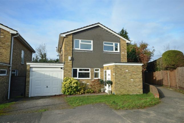 Thumbnail Detached house for sale in Nursery Close, Frimley Green, Surrey