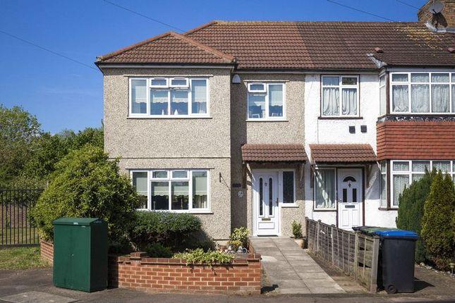 Thumbnail Terraced house for sale in Aldridge Avenue, Enfield