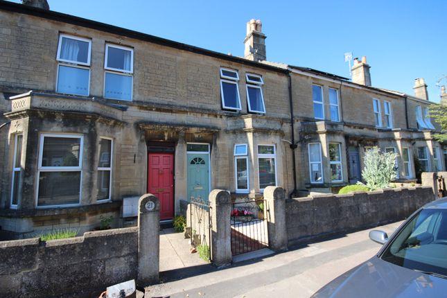 Thumbnail Terraced house to rent in Hawthorn Grove, Bath
