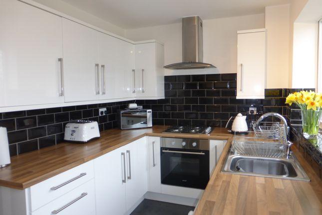 Thumbnail Link-detached house for sale in Llys Garth, Llantwit Fardre, Pontypridd