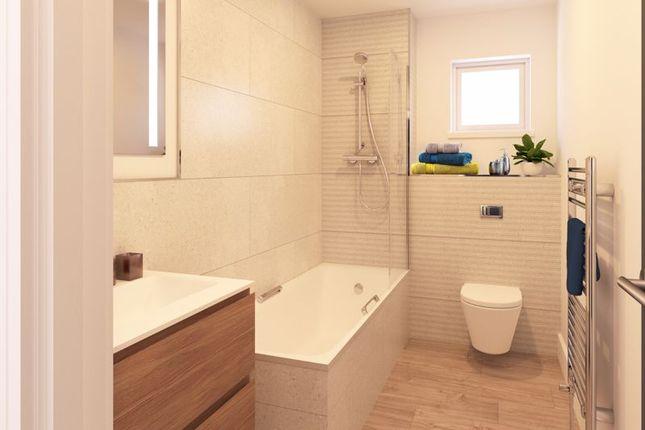 Family Bathroom of Dighty Estates, Longhaugh Development, Dundee DD4