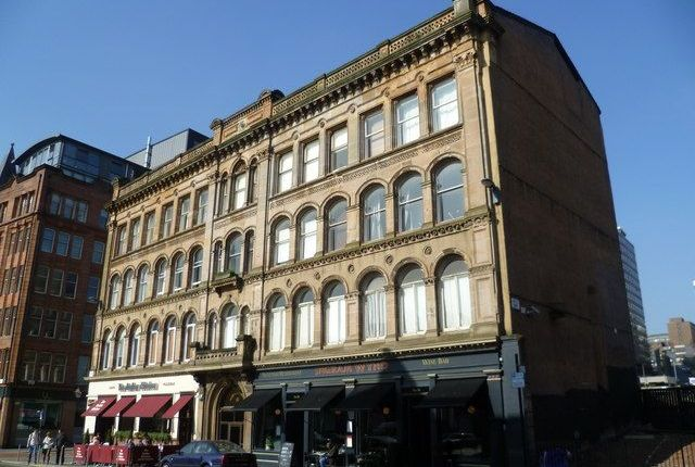 Thumbnail Flat to rent in Ingram Street, Merchant City, Glasgow, Lanarkshire