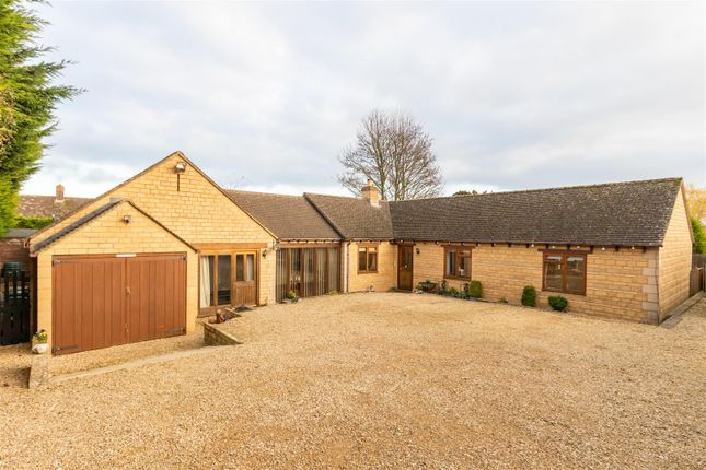 Thumbnail Detached bungalow for sale in Sterling Close, Stow On The Wold, Cheltenham