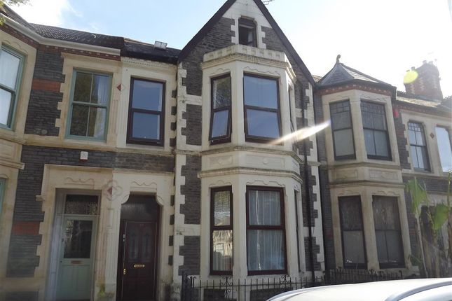 Thumbnail Property to rent in Talbot Street, Canton, Cardiff
