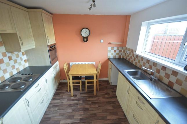 Kitchen of Duddon Close, Peterlee, County Durham SR8